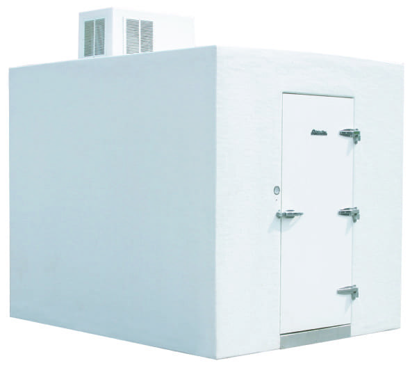 Walk-in freezer unit Polar King