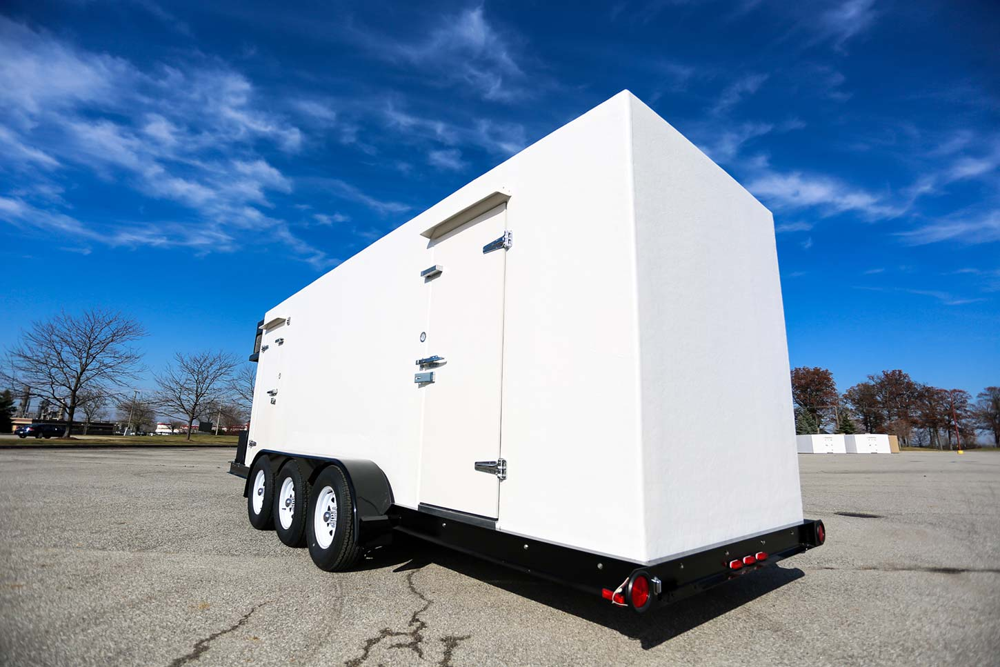 Refrigerated Trailers | Polar King