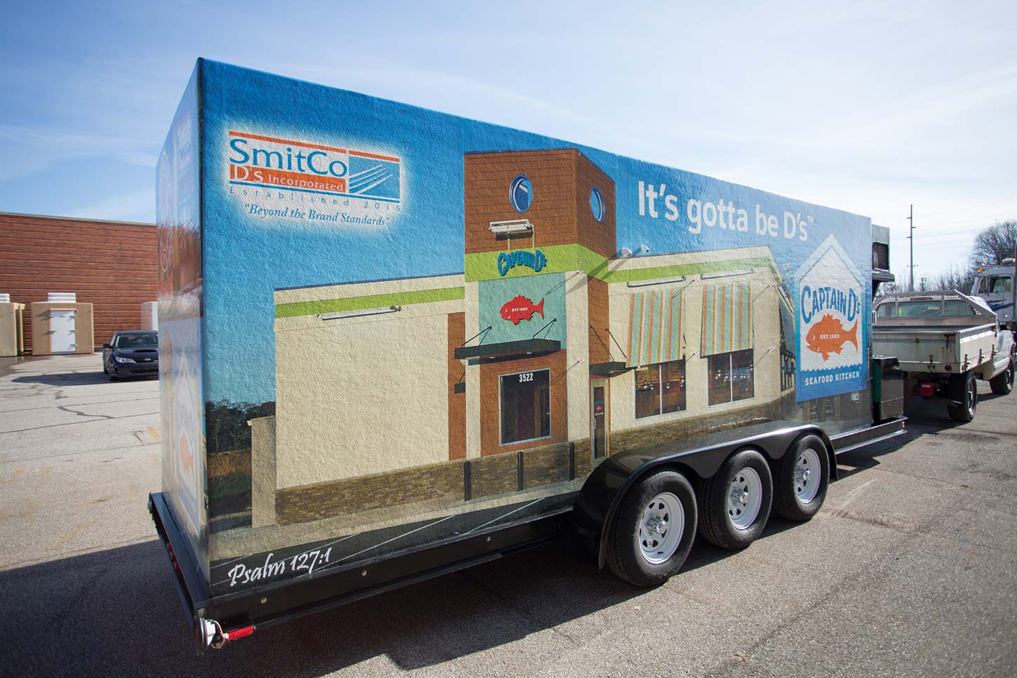 Refrigerated Trailers   Polar King
